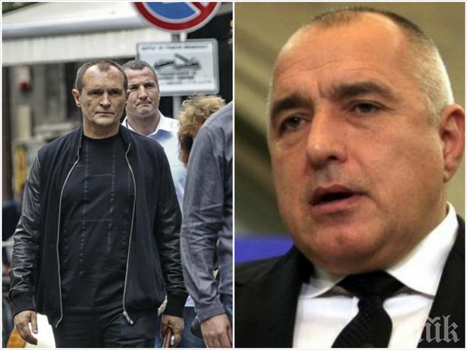 Става страшно! Божков през гръцки евродепутат показва на всички далаверите на ГЕРБ и Борисов в Брюксел