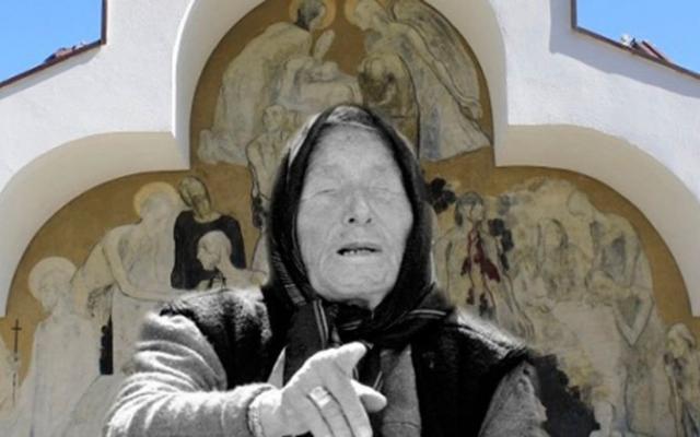 баба Ванга