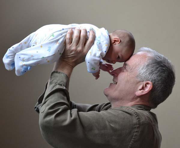 дядо и внуче