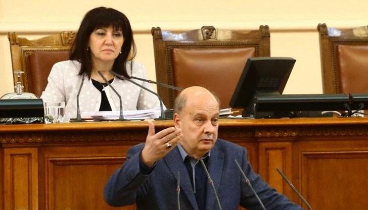 Георги Марков: Румен Радев вече не може да бъде президент на нашите избиратели. Той ги обиди!