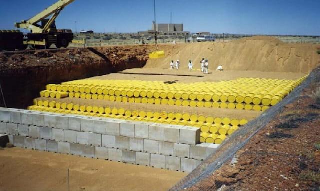 ядрено гробище