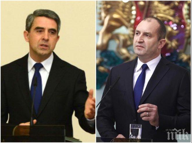 Плевнелиев: Факт, че държавния глава е нарушил закона. Точка!