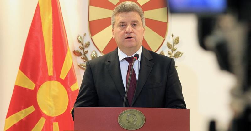 Makedonskiqt Prezident George Ivanov Izgoni Usa I Eu Velika Albania