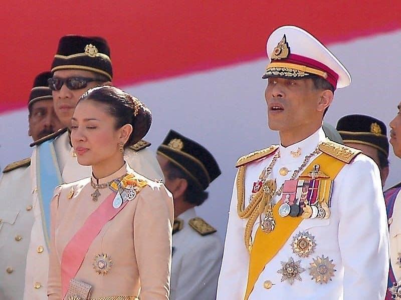 кралят-на-тайланд