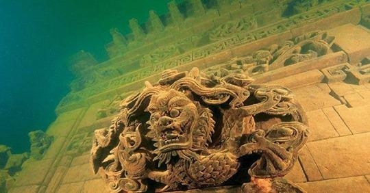 на дъното на морето