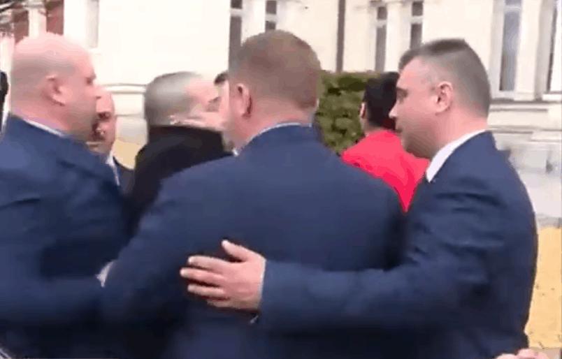 Karakachanov Mele Pred Parlamenta