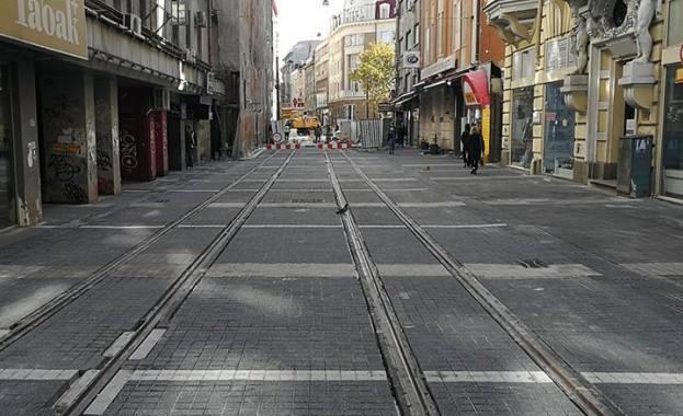 Ulica Graf Ignatiev Remonti