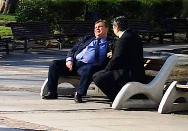 Каракачанов наруши забраната за посещаване на паркове