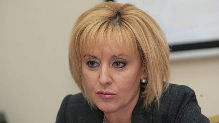 Мая Манолова: Смяната на ръководството на ББР е театър на Борисов