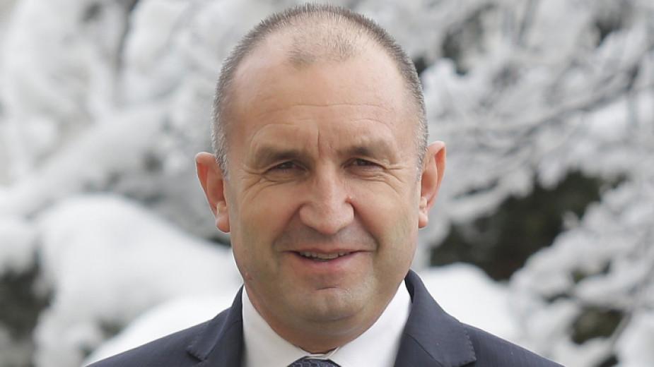 prezidenta-Radev