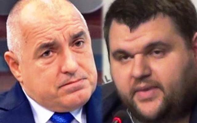 """Бойко Борисов: """"Избора на Пеевски бе, за да да ме убият в ареста""""! (видео)"""