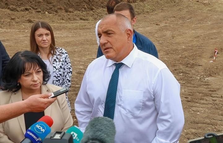 """Борисов нарече """"негодници"""" всички, които протестират и са недоволни от неговото управление"""