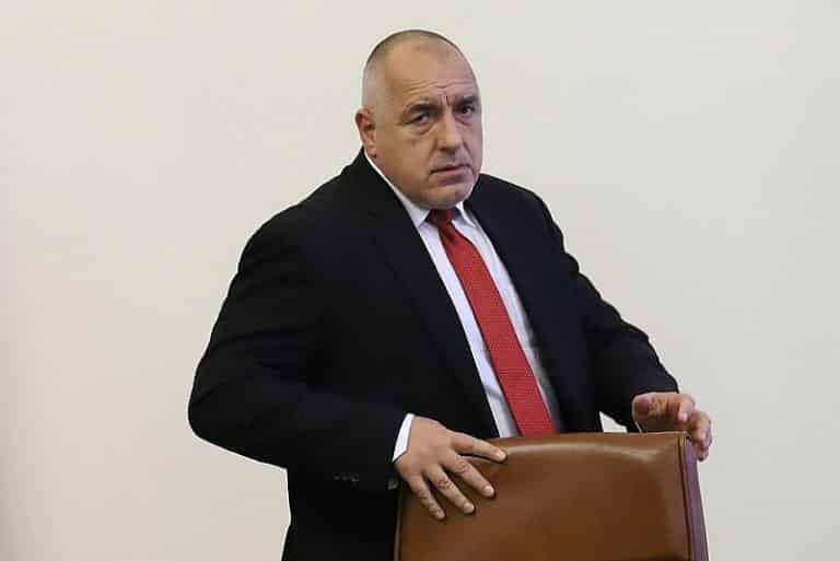Борисов за Божков: Не коментирам тезите на обвиняеми