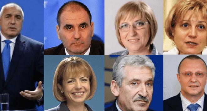 """75% от ръководителите на """"дясната"""" ГЕРБ са бивши комунисти – начело с лидера си, в наследницата на БКП – БСП са само 50%!"""