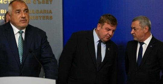 Правителството няма да подаде оставка