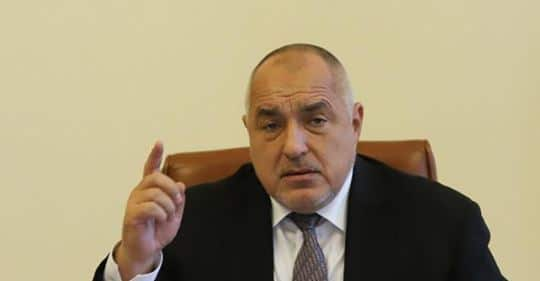 Борисов за мерките: Можем да напишем заповед за минути и да затворим всичко