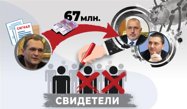 Божков: Имам свидетел на престъпленията им, който не могат да накарат да замълчи. Краят на терора е близо