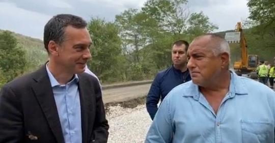 Премерът Борисов: Ние в ГЕРБ сме само жени. Тук-таме мъж, ма и той – жена!