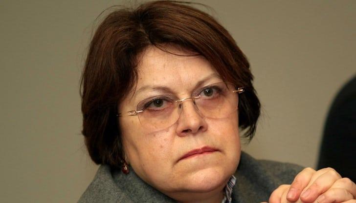 Дончева: Провокаторите на протеста в сряда са ръководени от бивш министър на вътрешните работи