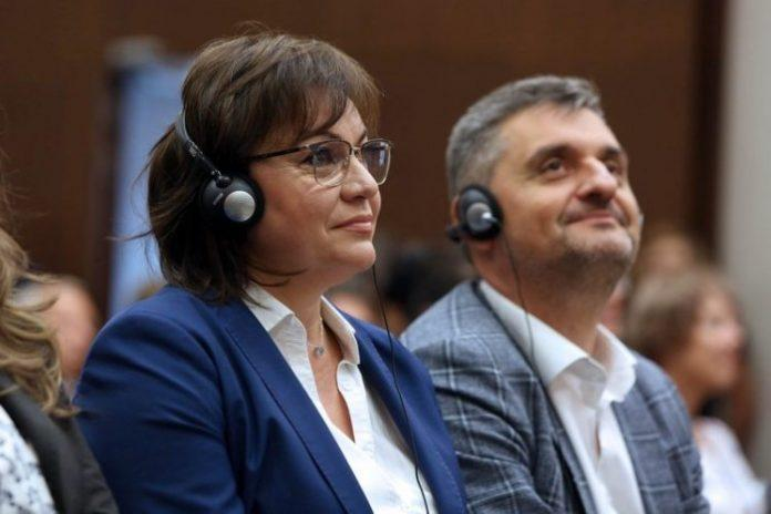 Корнелия Нинова печели вътрешните избори в БСП!