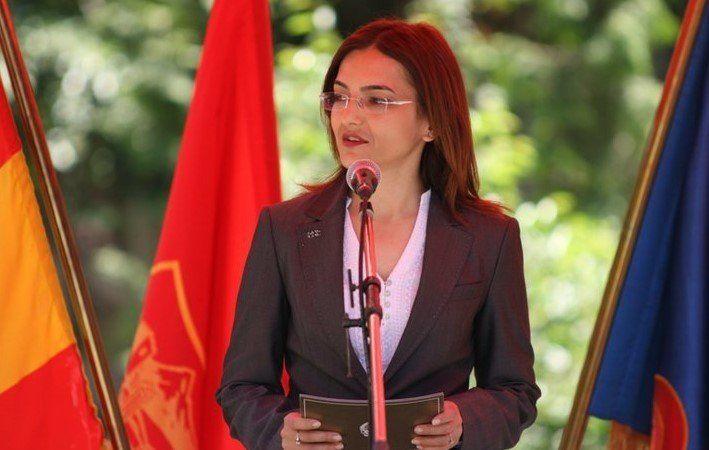министърка