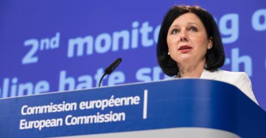 Вера Йоурова: Комисията изцяло подкрепя протестите в България