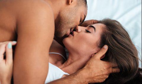 4 причини защо се целуваме със затворени очи
