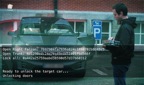 Белгийски хакер открадна Tesla за 90 секунди (ВИДЕО)