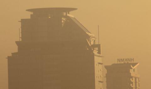 Битовото отопление е основният замърсител на въздуха в София