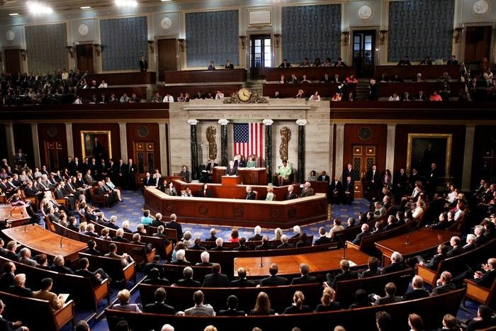 Американците имат не повече доверие в своя Конгрес, отколкото българите в НС. Снимка Уикипедия