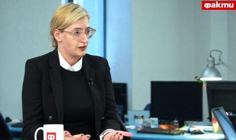 Любомира Ганчева, АБВ, пред ФАКТИ: Нивото на небивала наглост е като за последно