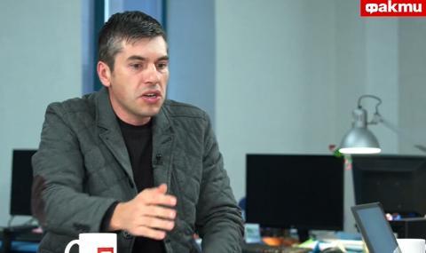 Росен Миленов пред ФАКТИ: Управляващите са античовеци, трябва да бъдат смачкани от бой