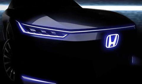 Honda CR-V, Accord и NSX стават електрически