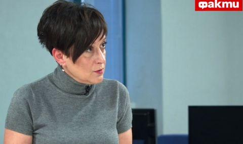 Антоанета Цонева пред ФАКТИ: Хората трябва да имат възможност да гласуват