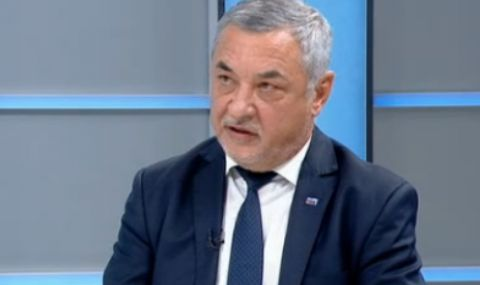 Валери Симеонов: Рискът от водна криза в Бургас остава