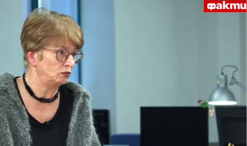 Копринка Червенкова пред ФАКТИ: СOVID вече е една религия