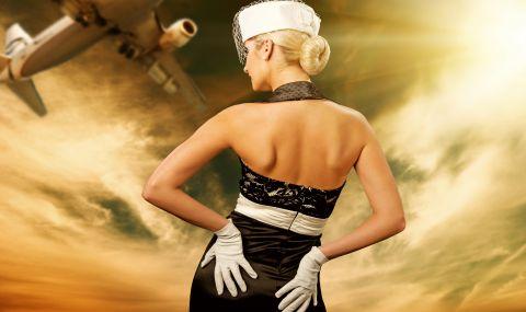 Турбуленция в небето! Стюардеса продавала тялото и бельото си на пасажери