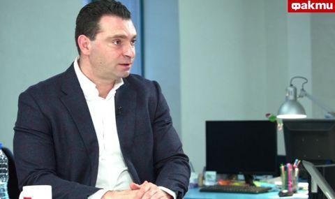 Калоян Паргов пред ФАКТИ: Румен Радев има нужда от широка подкрепа