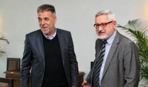 Поредно безплодно заседание на съвместната комисия със Скопие