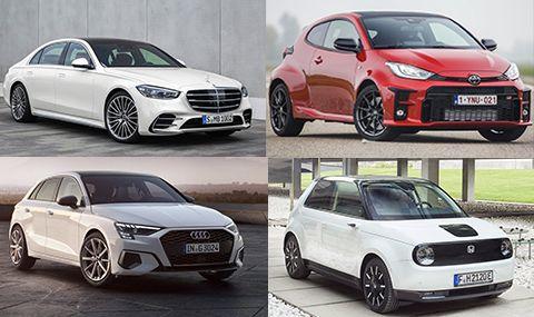 """Ето кои са полуфиналистите за """"Световна кола на годината"""""""