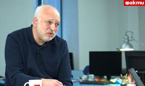 Проф. Минеков за ФАКТИ: Текат преговори ГЕРБ да подкрепи правителство с премиер от БСП