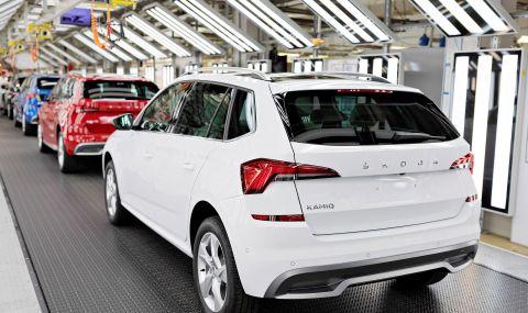 Skoda произведе 2 милиона SUV-та