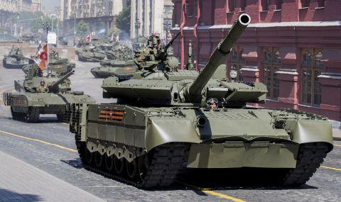 Защо война, щом и ревът на танковете стига?