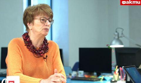 Копринка Червенкова пред ФАКТИ: Волята за власт на Трифонов е затихваща