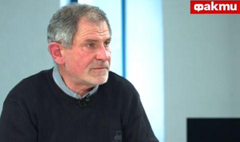 Методи Андреев за ФАКТИ: БСП и ДПС са създадателите на дълбоката държава в България