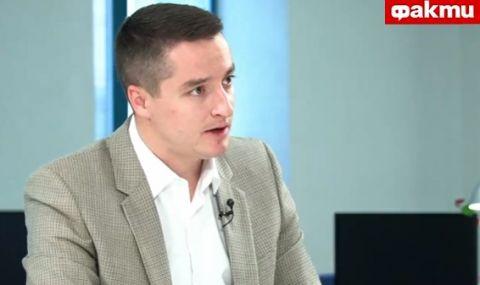 Явор Божанков за ФАКТИ: ГЕРБ няма да си тръгнат от управлението с щракване на пръст