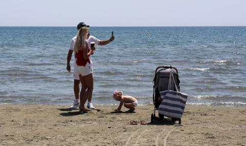 Кипър посреща все повече туристи от Русия и Израел
