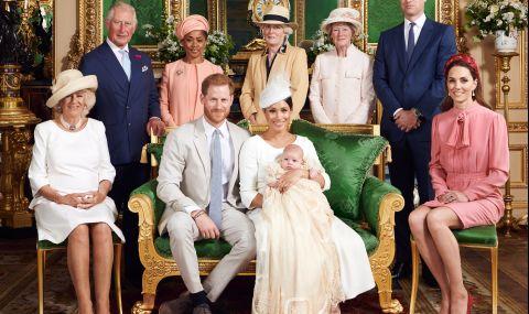 Кралското семейство поздрави Арчи за 2-ия му рожден ден (СНИМКА)