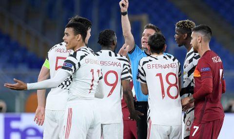 Манчестър Юнайтед е на финал в Лига Европа (ВИДЕО)
