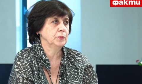 Ренета Инджова за ФАКТИ: ЕС е поставил чадър над обществото ни във вид на мафия